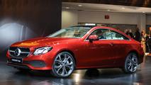 Detroit 2017 – Première sortie publique pour la nouvelle Mercedes Classe E Coupé