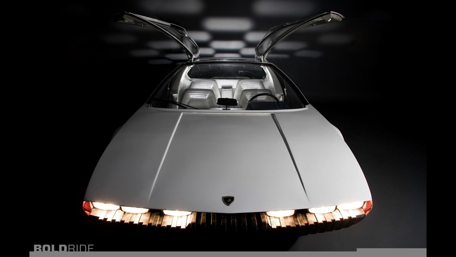 Bertone Lamborghini Marzal