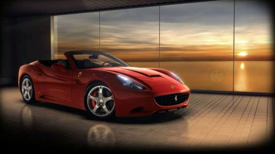 More Ferrari California Images Surface
