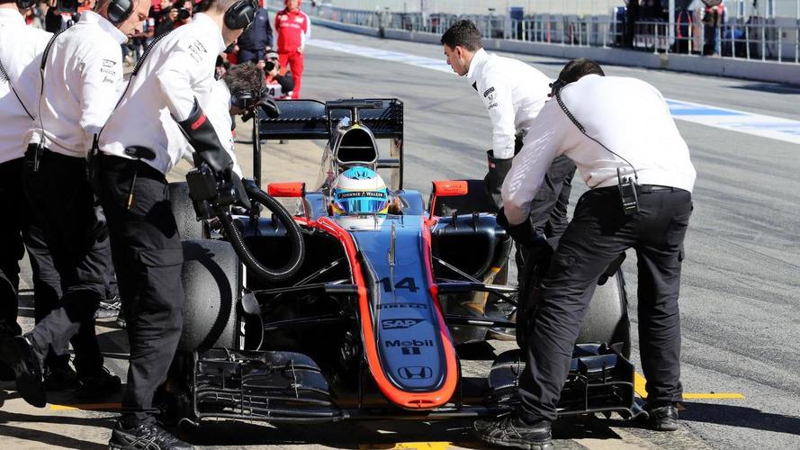 Rumour - Alonso's steering 'locked' before crash?
