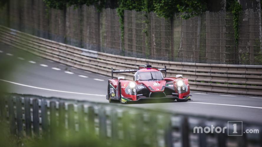 #43 RGR Sport by Morand Ligier JSP2 Nissan- Ricardo Gonzalez, Filipe Albuquerque, Bruno Senna