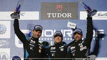 Winners GTE-Am class Patrick Dempsey, Patrick Long, Marco Seefried, Dempsey Proton Competition