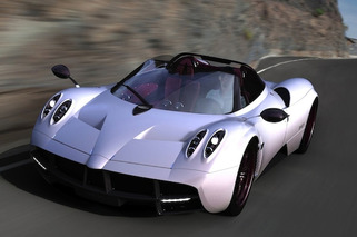 Pagani Could Debut Huayra S or Roadster in Geneva