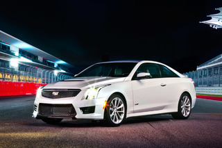 A 505HP Cadillac ATS-V May Be on the Horizon