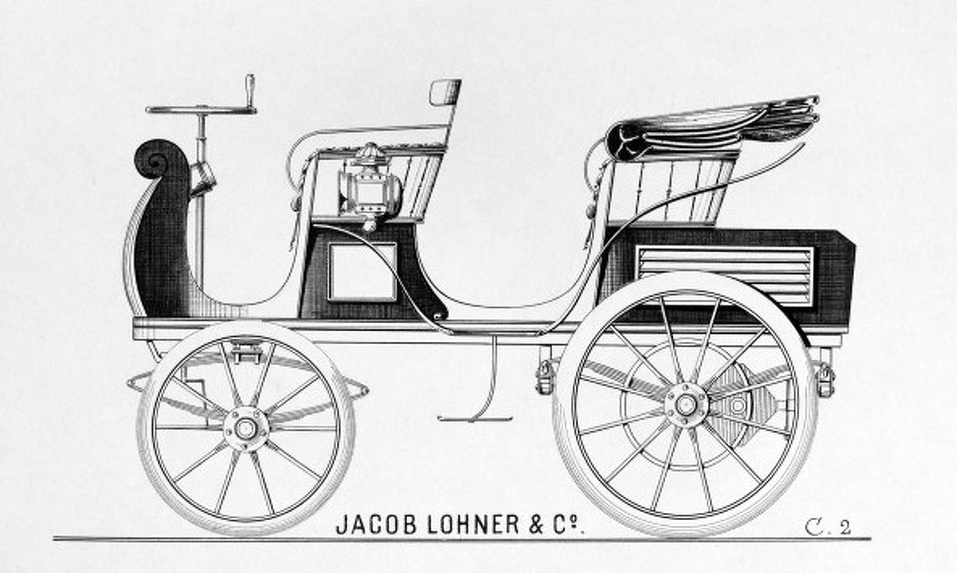 First-Ever Porsche Rediscovered: Electric Power from 1898!