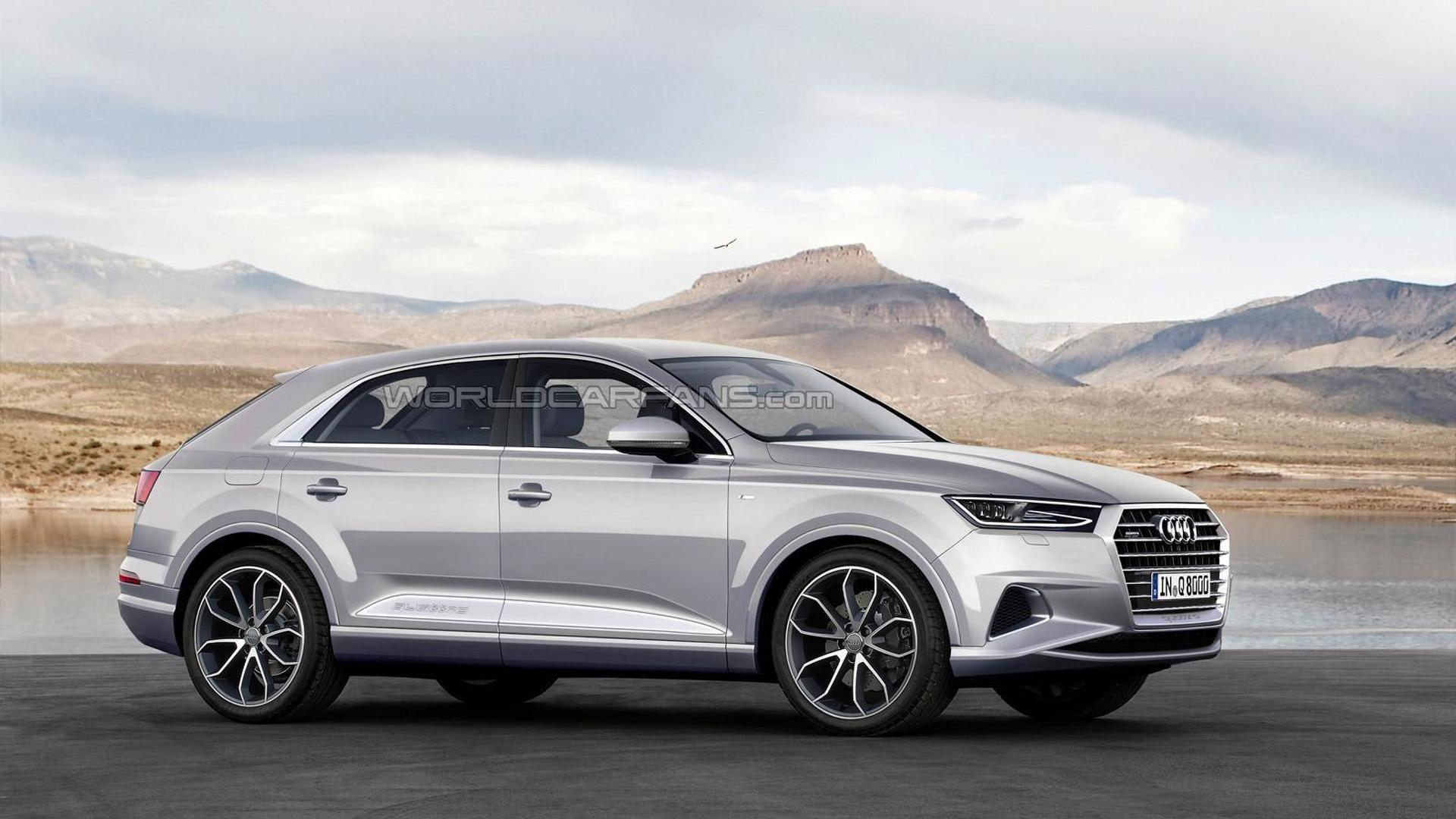 2015 Audi Q5 >> 2019 Audi Q8 speculatively rendered