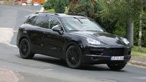 2011 Porsche Cayenne most revealing spy photos yet