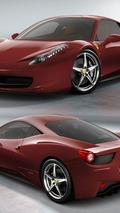 Ferrari 458 Italia - Marrone 2