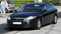 2010 Ford Mondeo facelift first spy photos