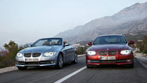 2011 BMW 3-Series Coupe & Convertible Facelifts Revealed