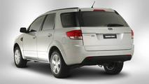 2011 Ford Territory TX for Australia RHD 08.02.2011