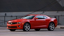 2011 Chevrolet Camaro V6 Gets 312 hp