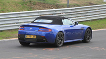 2011 Aston Martin Vantage Roadster facelift spy photo, Nurburgring, Germany, 21.04.2010