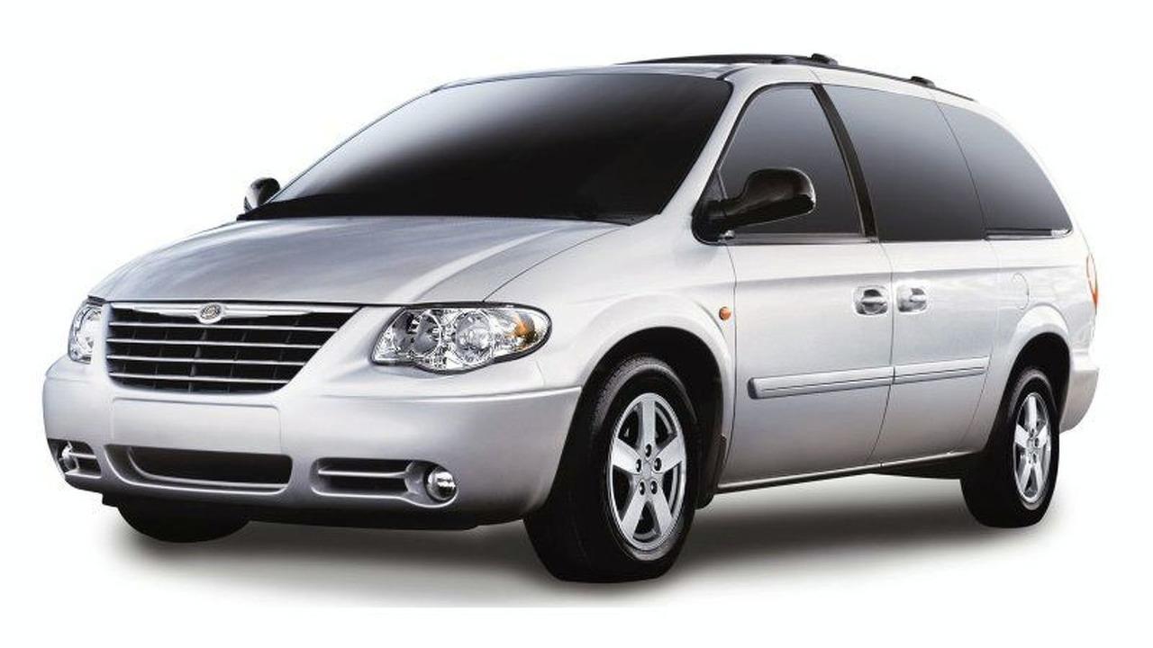 Chrysler Voyager Executive