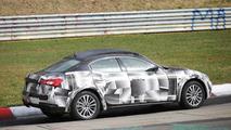 2016 Maserati Levante mule spy photo