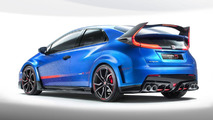 Honda Civic Type R Concept II unveiled with 280+ PS