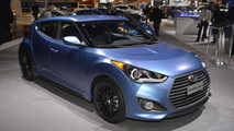 2016 HYUNDAI VELOSTER RALLY EDITION live in Chicago