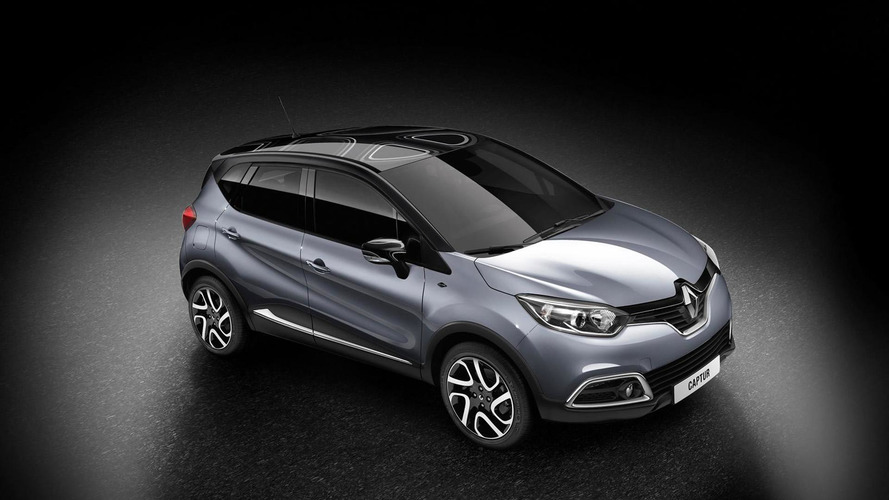 Renault Captur Pure special edition introduced in France with Energy dCi 110 engine