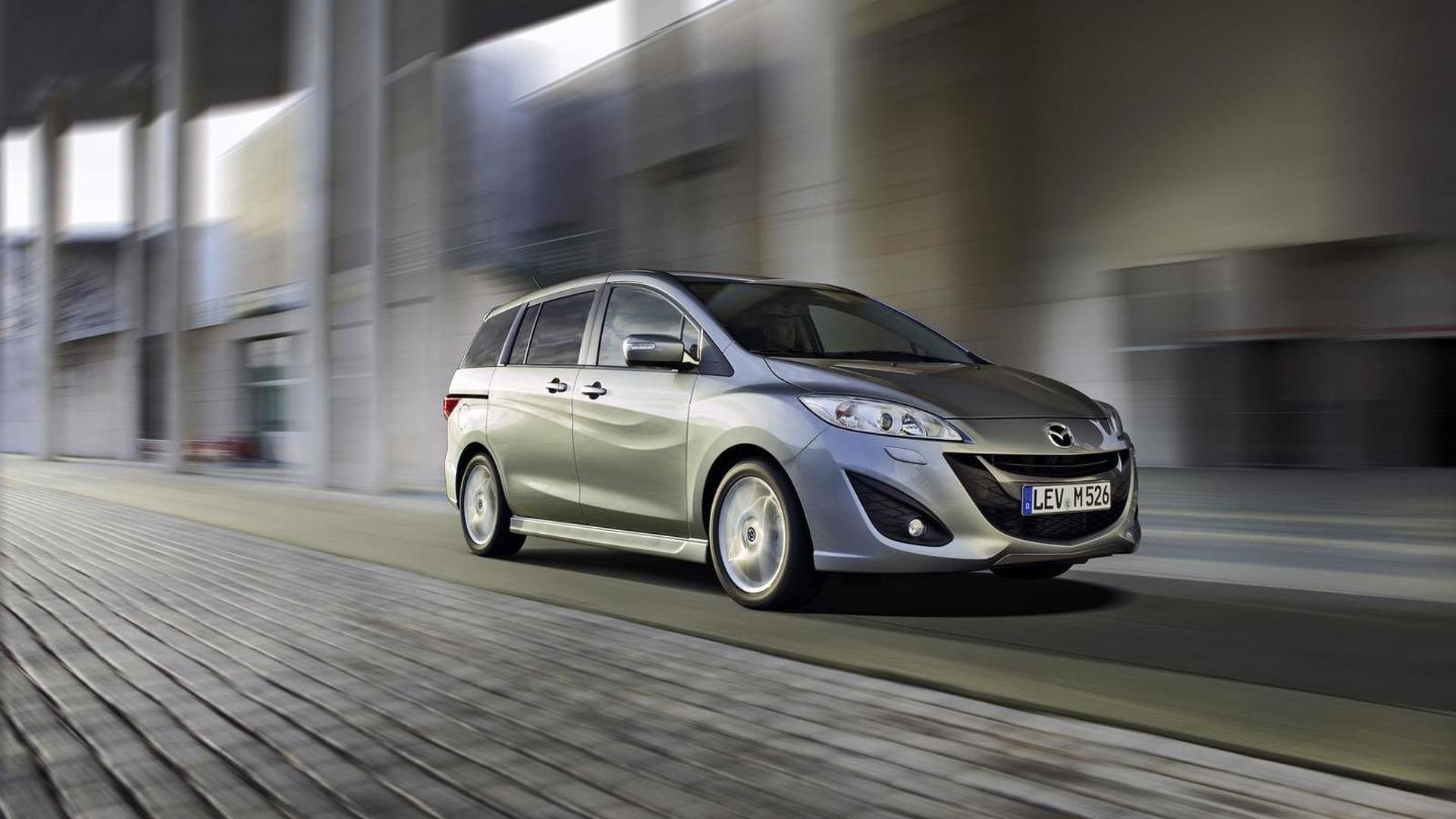 Mazda5 demise confirmed after 2015 model year