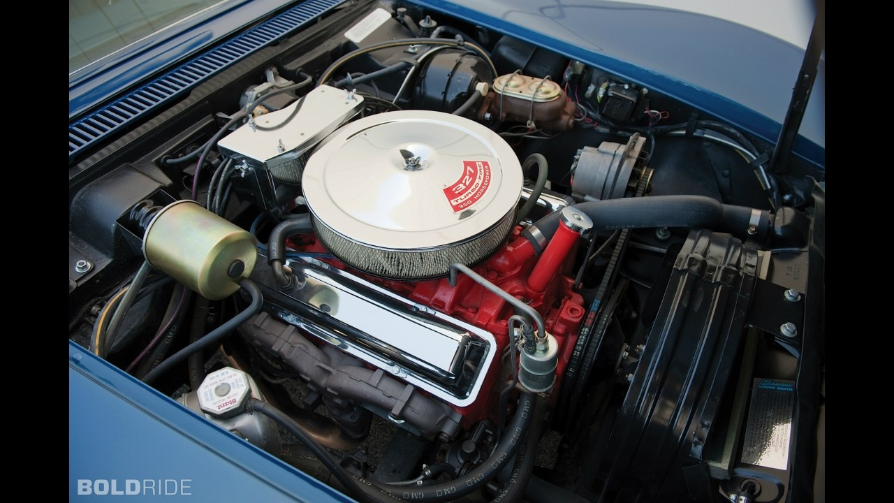 Chevrolet Corvette L79 327/350 Convertible