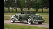 Packard Twelve Convertible Coupe