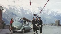 BMW Isetta Export Monte Ceni 1958