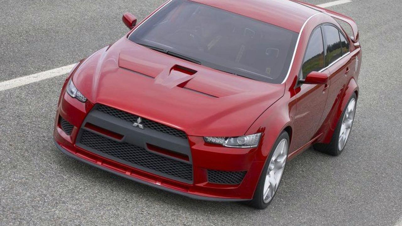 Mitsubishi Concept-X