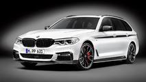 Genève 2017 - Un costume M Performance pour la BMW Série 5 Touring !