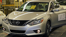 Nissan Altima Production
