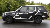 2013 Land Rover Range Rover spy photo 25.6.2012