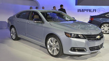 2014 Chevrolet Impala live in New York 04.04.2012