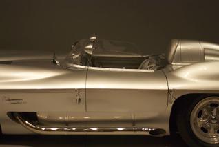 Chevrolet Corvette Stingray Racer Concept