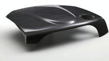 Lexus F-Sport Carbon Fiber Engine Cover