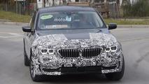 2018 BMW 6 Series GT spy photo