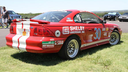 Why is this Ford Mustang Cobra R race car listed for $1M?