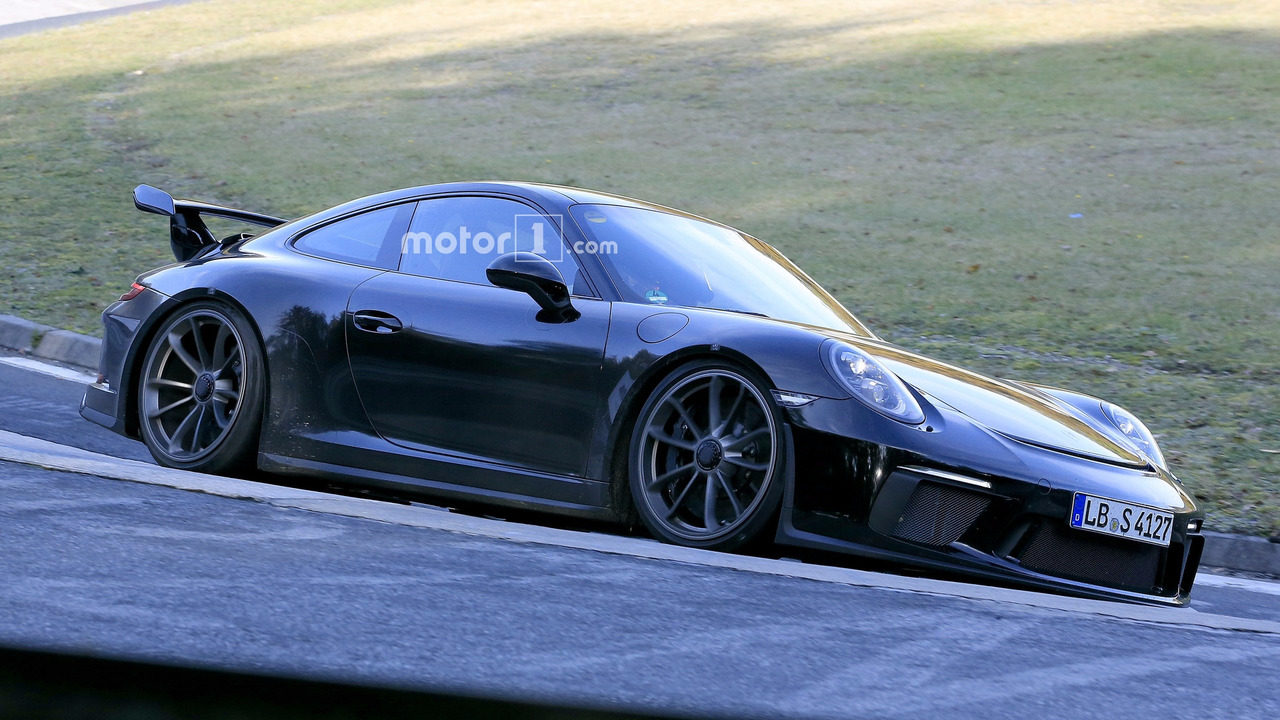 2018 Porsche 911 Gt3 Gets 500 Hp 4 0 Liter Engine Six