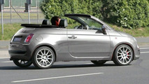Open-Top Fiat 500 C Headed for Geneva