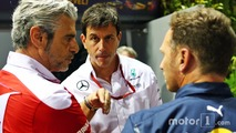 Teams open to acquiring shares in F1 business