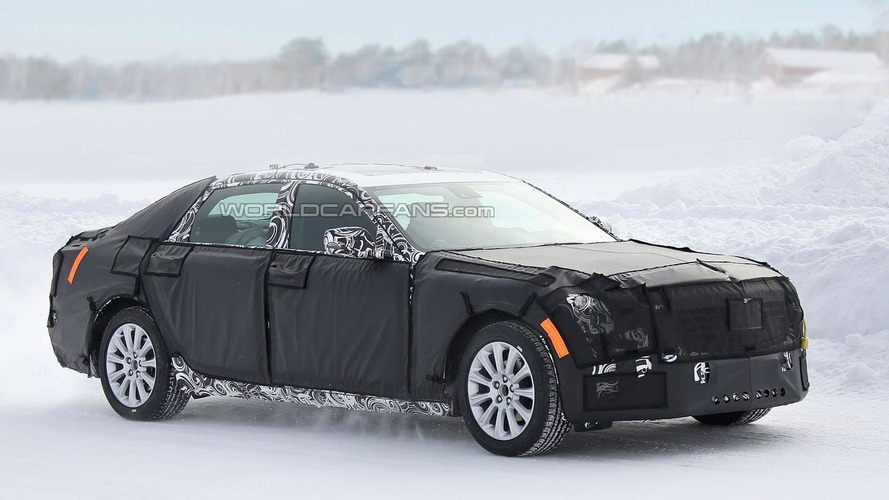 Cadillac exec confirms flagship sedan & new SRX for 2015 - report