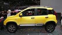 2014 Fiat Panda Cross at 2014 Geneva Motor Show