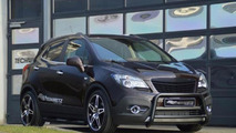 Steinmetz introduces a new styling program for the Opel Mokka [video]