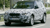 First 2011 BMW X3 Prototype Caught Out in the Open