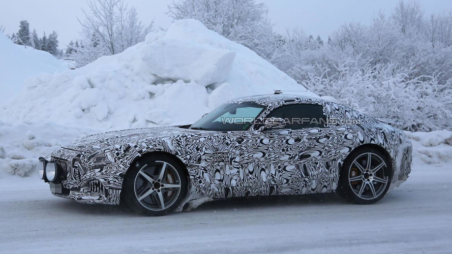 Mercedes AMG GT to draw cues from the 300 SL that won the 1952 Panamericana - report
