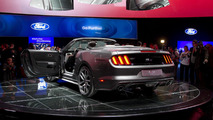 Jay Leno checks out the 2015 Ford Mustang GT [video]