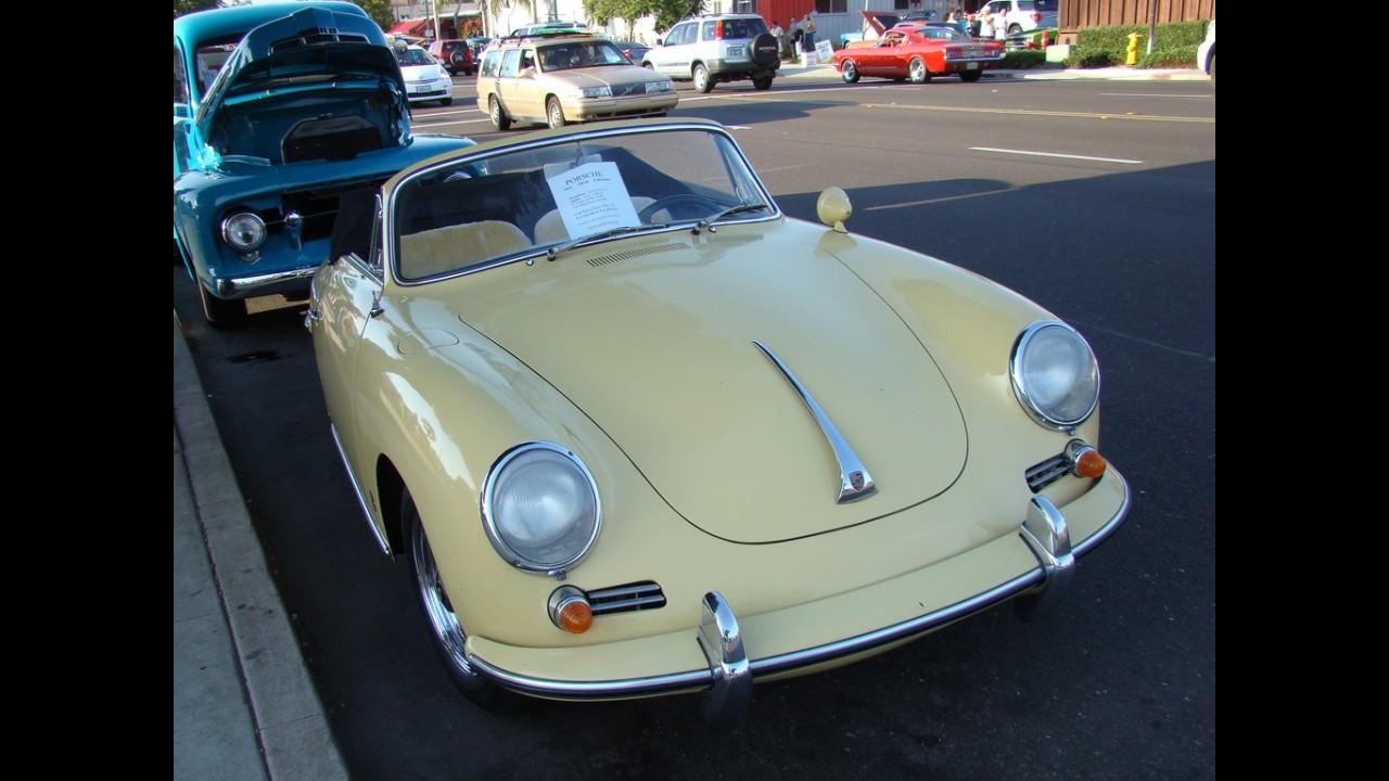 Porsche 356B
