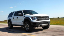 2014 Hennessey VelociRaptor introduced