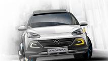 Opel Adam Cabrio coming to Geneva - report