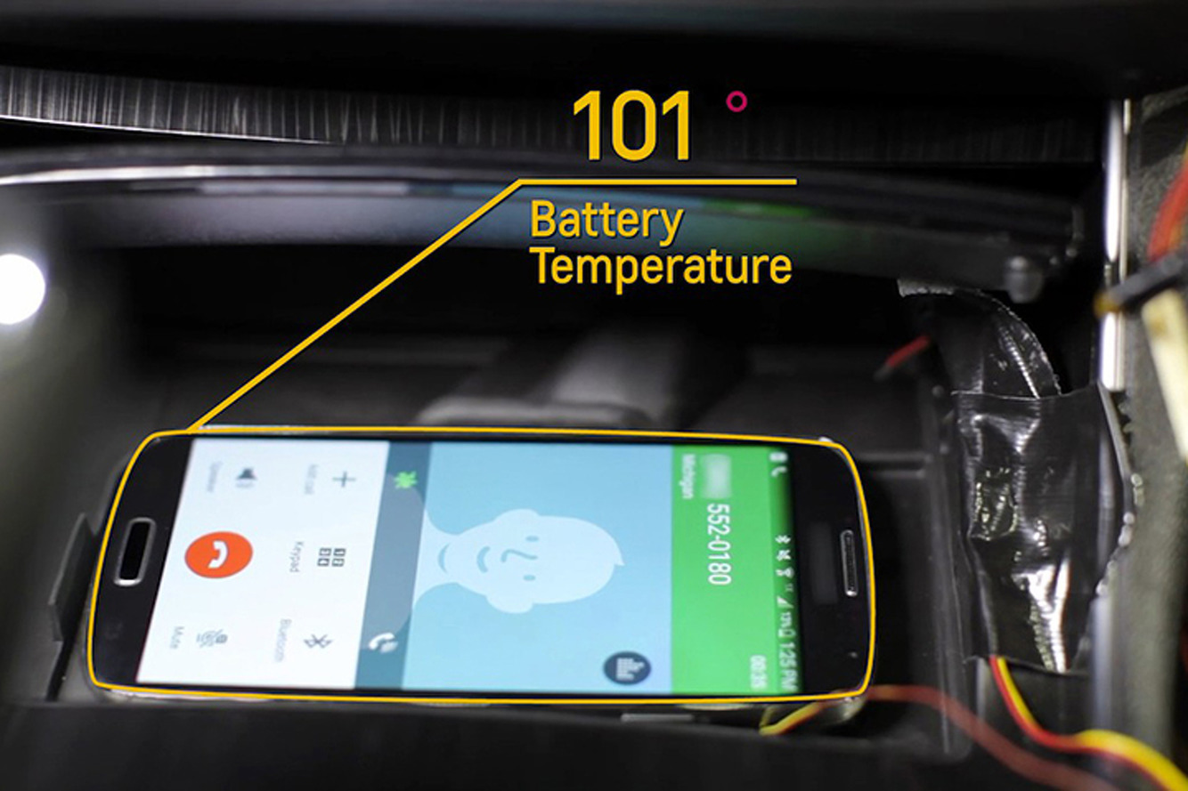 Chevrolet Literally Makes Your Smartphone Cool