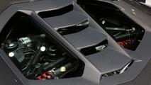 Lamborghini Huracan LP 610-4 Avio live in Geneva