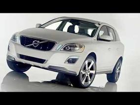 2012 Volvo XC60 Plug-in Hybrid Concept Studio Footage
